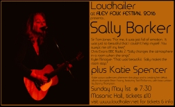 Loudhailer presents Sally Barker