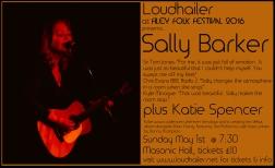 Loudhailer presents Sally Barker