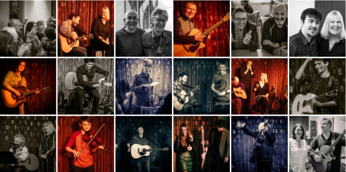 Loudhailer Acoustic Medley 2017