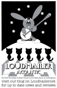 Loudhailer Acoustic Rabbit flyer