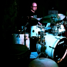 On Drums Mr. Alan Raw