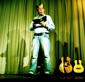 Roy Kibbler, The Odd Poet