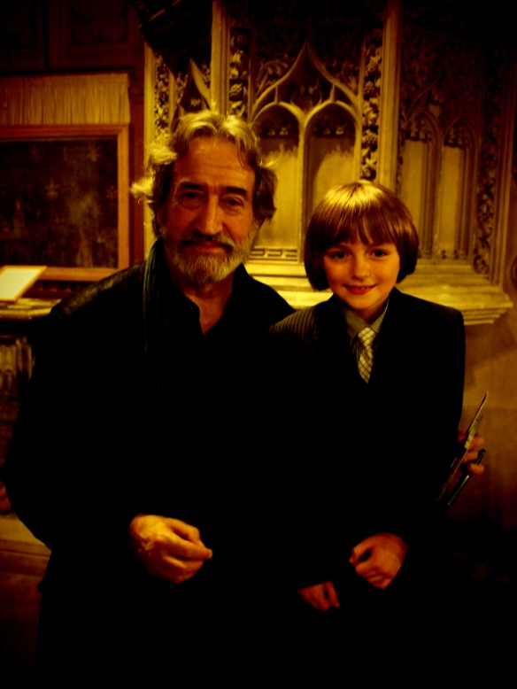 Jordi Savall and Dexter Duffy-Howard