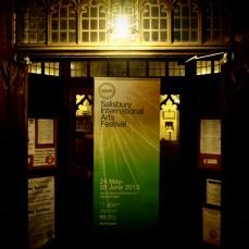 Salisbury Ageas International Arts Festival