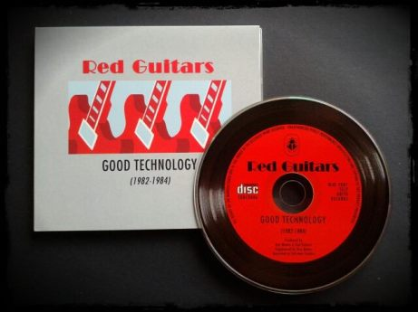 Red Guitars CD
