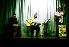 Pete , Darren and Bill