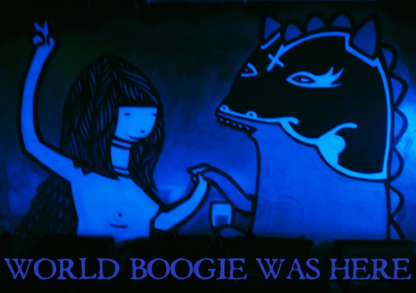 World Boogie is here