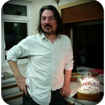 Rich's birthday!