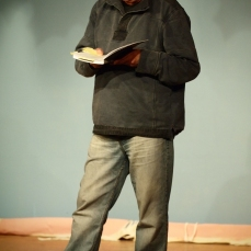 A great grumpy rant from our favourite odd poet, the bard of Snaith, Roy Kibbler