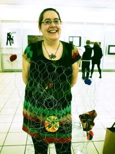 Kirsty Burnell of Judy's Attic