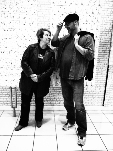 Lou Hazelwood & Chris Smith - The Fitting Room