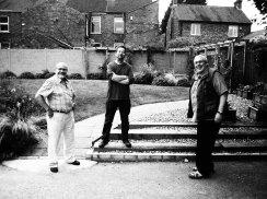 David, Richard and Fred