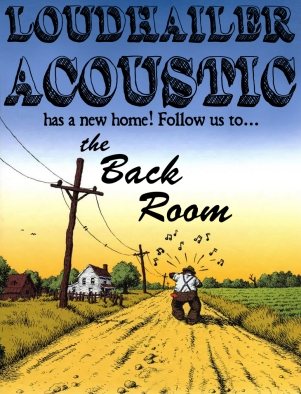 Loudhailer Acoustic at The Back Room