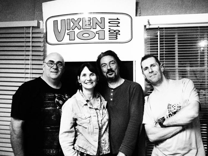 The Vixen Crew