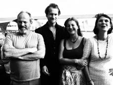 Celtarabia - Q, Zeb, Amanda, Lou