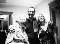 Mum, Rob, Sally