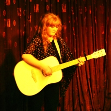 Frankie Flowers - A big Loudhailer welcome to Frankie - two gorgeous original songs beautifully sung and played and a great rendition of a cool Dolly Parton song.