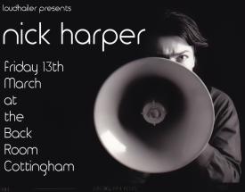 LoudHarper Poster