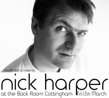 Loudhailer presents Nick Harper