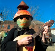 Mandi and the mean mandolin