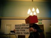 Graham Graham Beck Lego Man