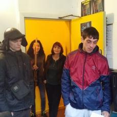 MCs in the studio