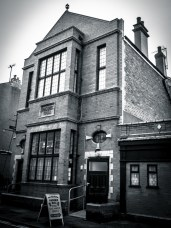 The Masonic Hall, Rutland Street