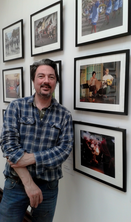 Rich at Beverley Art Gallery