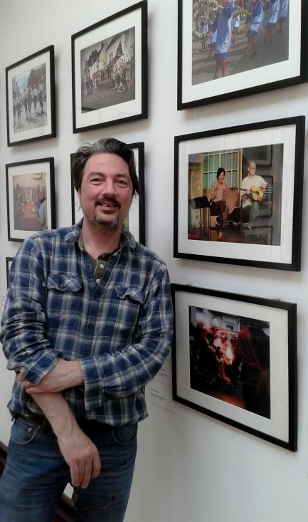 Rich at Beverley Art Gallery