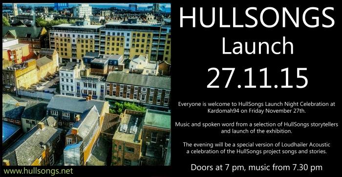 HullSongs Event DW