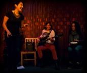 Lisa Wedgner, Lou Duffy-Howard, Ysabelle Wombwell