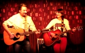 Rich and Lou – we played something from a set of songs about our heroines - Joan of Arc.