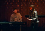 Here's Ruth Scott and Ben Saville playing a stylish and sassy performance of two of their own jazz blues songs.