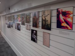 HullSongs Library Exhibition