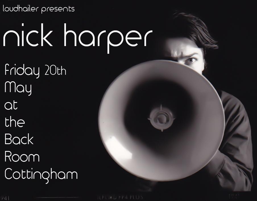 LoudHarper 2016 Back Room