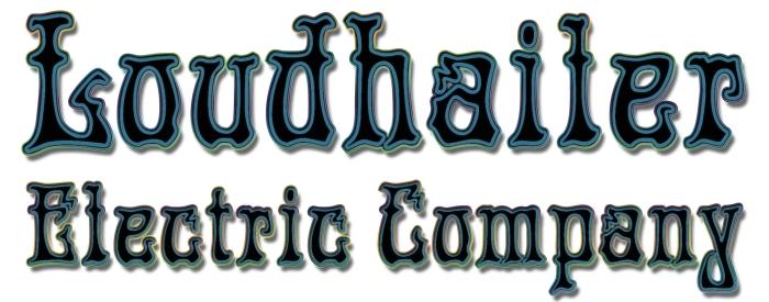 Loudhailer Electric Company
