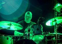 Alan in green