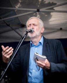 Photo by Dexter -Jeremy Corbyn - Queens Gardens Hull