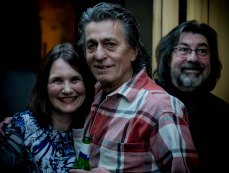 Lou, Mike and Les