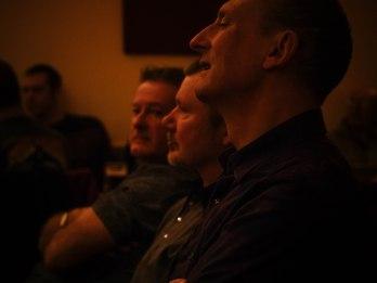 Jeff, John and Kelvin