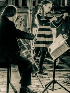 Eleanor Hockney and Tom Bertolotti