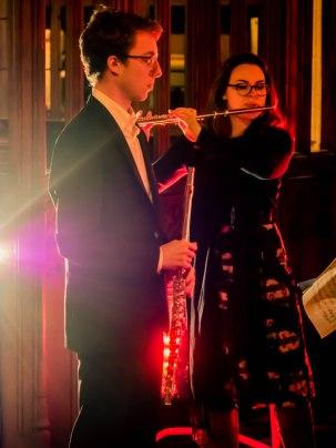 Ivan Alekhin and Kate Bateman