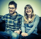 BBC Introducing Bowie Night Holly Tamar and Chris Bilton