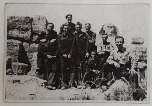 Egypt - Dad furthest right