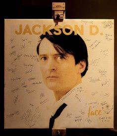 Jackson D Face