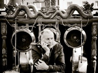Laurence Rugg and the Gamelan