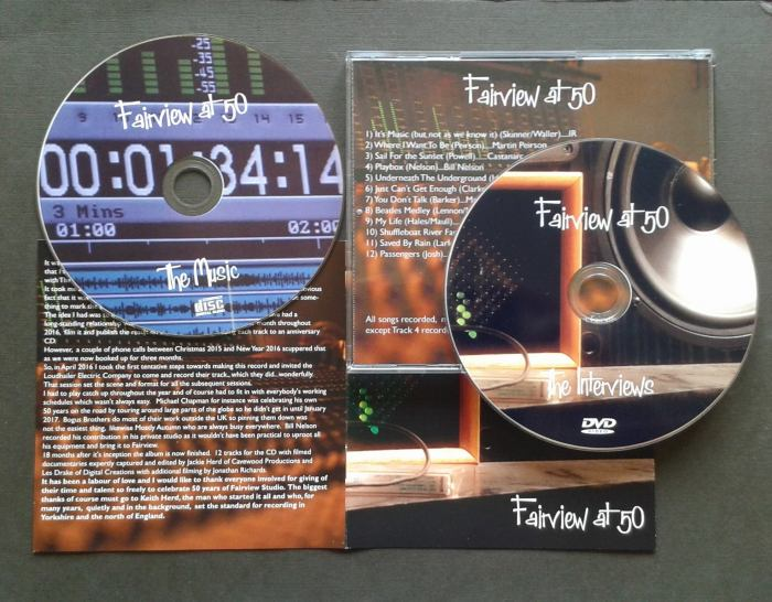 Fairview 50th CD