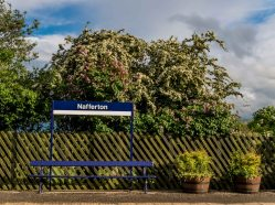 Destination Nafferton on the Culture Train