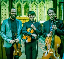 Francisco Coser, Dexter Duffy-Howard and Thomas Bertolotti