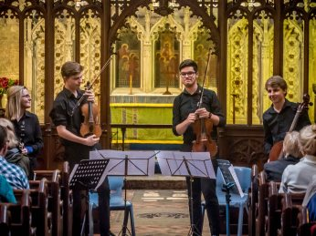 The Albemarle Clarinet Quartet